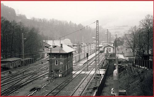 Bahnhof Probstzella